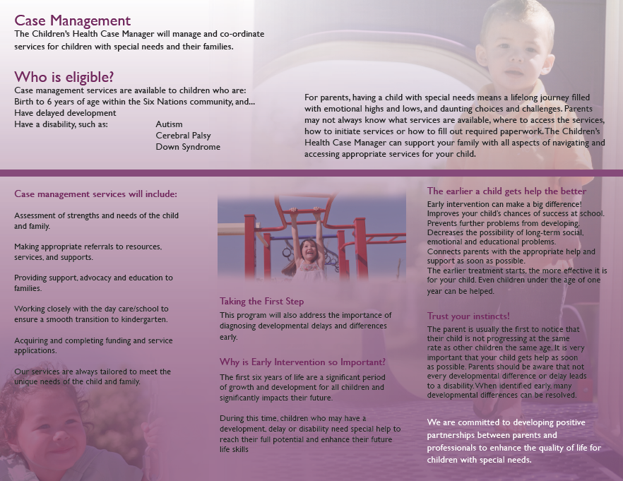 Six Nations Children's Health Services